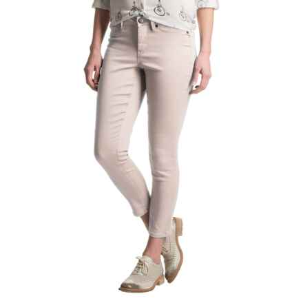 Max Jeans Skinny Capris (For Women) in Shell - Closeouts