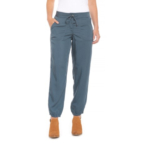 Max Jeans TENCEL® Joggers (For Women) in Blue Mirage