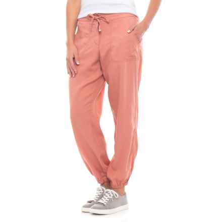 Max Jeans TENCEL® Joggers (For Women) in Tawny - Closeouts