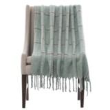 """Max Studio Barrow Throw Blanket - 50x60"""""""