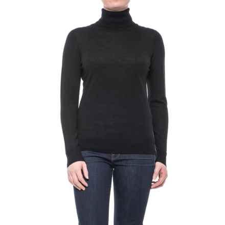 Aran Mor Short One-Button Cardigan Sweater (For Women) - Save 51%