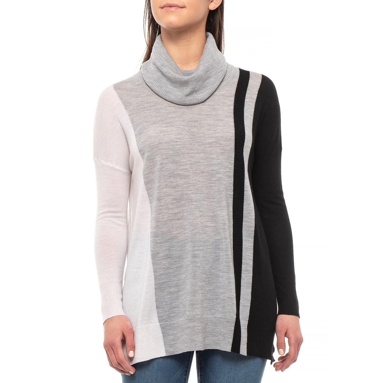 achten Sie auf heißer verkauf billig verschiedenes Design Max Studio Tunic Pullover (For Women) - Save 55%