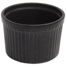 Maxwell & Williams Microstoven Ramekin in Black - Overstock