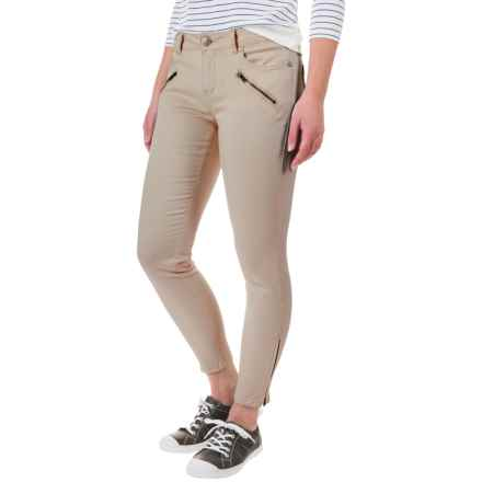 May Ankle Pants (For Women) in Khaki - 2nds