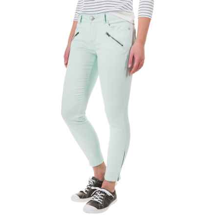May Ankle Pants (For Women) in Mint - 2nds