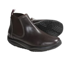 MBT Bomoa Boots - Leather (For Women) in Brown - Closeouts