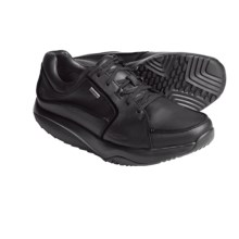 MBT Fanaka Gore-Tex® Shoes - Waterproof, Leather (For Men) in Black - Closeouts