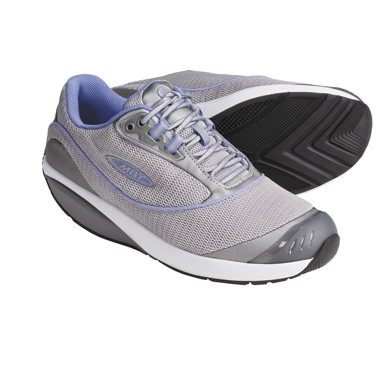 MBT Fora Fitness Shoes (For Women) in Silver