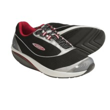 MBT Kimondo Walking Shoes (For Men) in Black - Closeouts