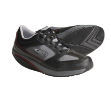 MBT Moja Lux Fitness Shoes (For Women) in Silver/Black - Closeouts