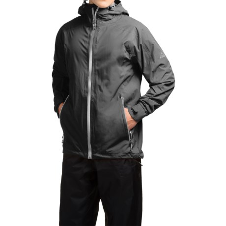 McKinley Ambay UX Jacket - Waterproof (For Men) in Black