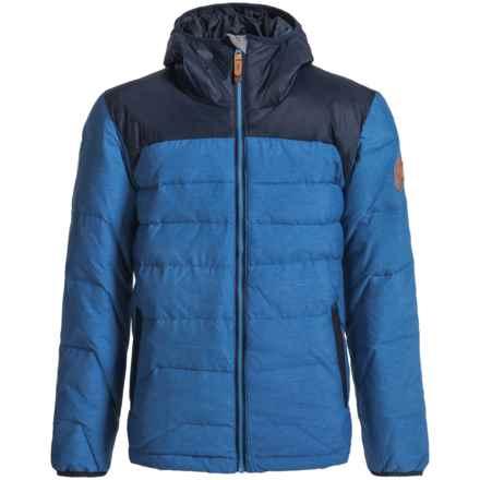 McKinley Cranbrook Down Jacket (For Big Boys) in Dark Blue - Closeouts