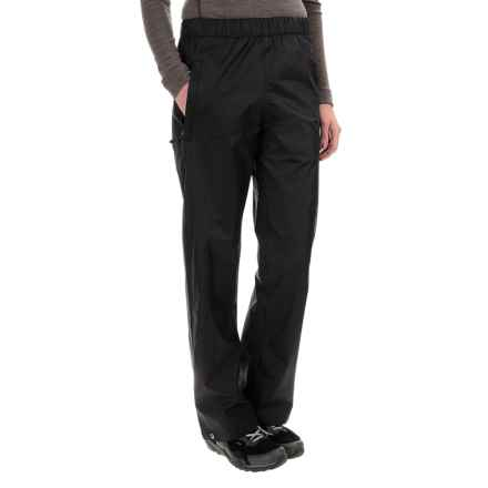McKinley Downriver Rain Pants (For Women) in Black - Closeouts