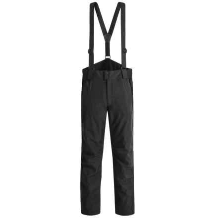 McKinley Kato Ski Pants - Insulated (For Men) in Black - Closeouts