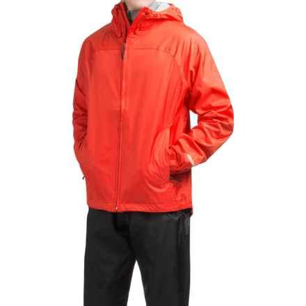 McKinley Kitsalano Rain Jacket - Waterproof (For Men and Women) in Spicey Orange - Closeouts