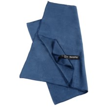 McNett Microfiber Towel - Large in Navy - Closeouts