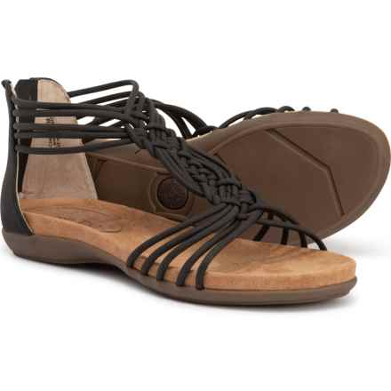 Me Too Camilla Sandals (For Women) in Black