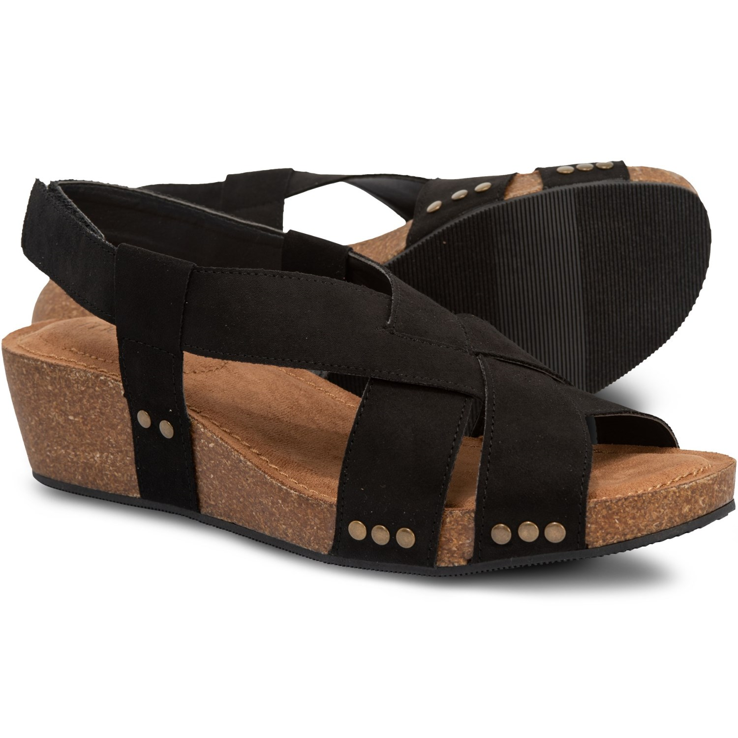 93e7e9865dc Me Too Lola Wedge Sandals (For Women)