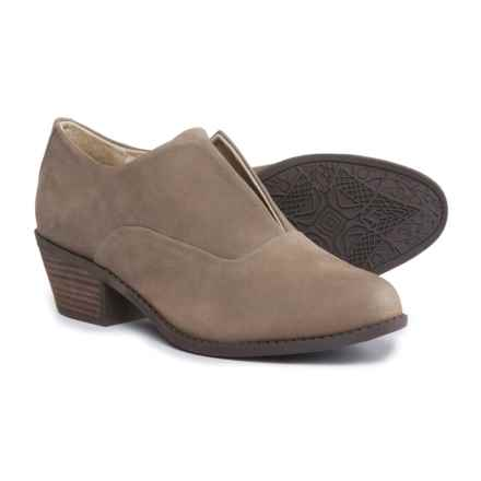 Me Too Zala Shoes - Nubuck (For Women) in Alpaca Nb - Closeouts