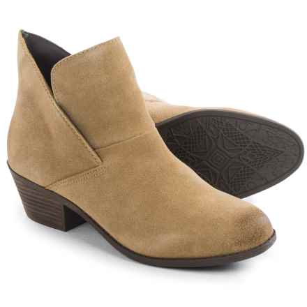 Me Too Zale Ankle Boots  (For Women) in Simba Suede - Closeouts