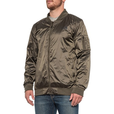 Meaford II Bomber Jacket (For Men) - SHNY NEW TAUPE GREEN (L )