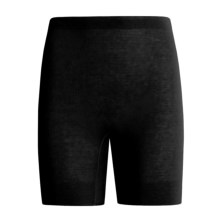 Medima Comfort Wool Underwear - Briefs (For Women) in Black - Closeouts