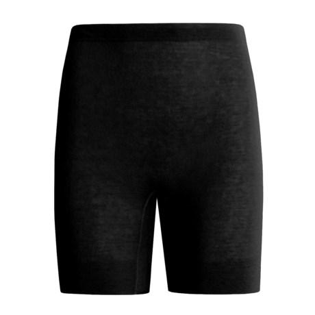 Medima Comfort Wool Underwear - Briefs (For Women) in Black