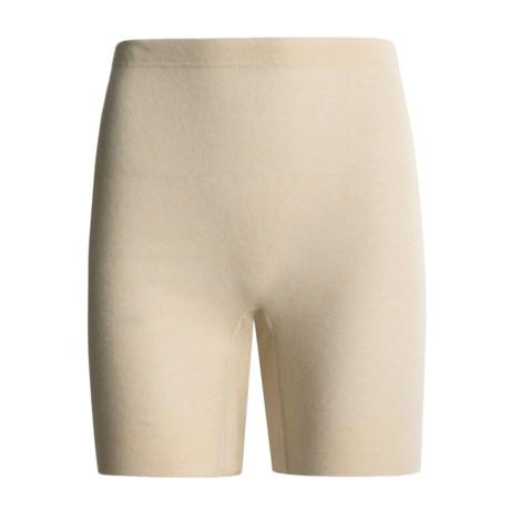 Medima Comfort Wool Underwear - Briefs (For Women) in White