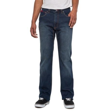 Medium Wash 307 Lined Classic Fit Jeans (For Men) - MEDIUM WASH ( )