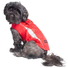 Mega Pet High-Visibility Dog Jacket in Red - Closeouts