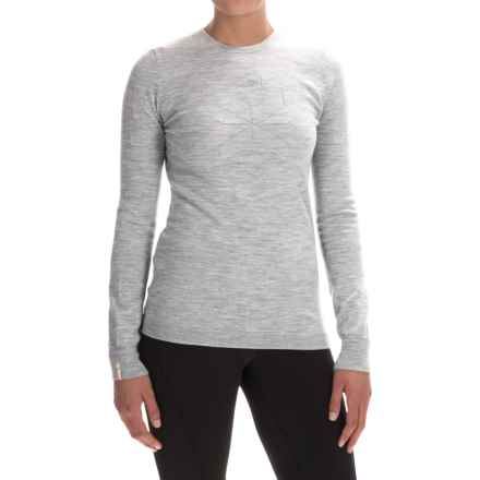 Meister Kate Sweater (For Women) in Pearl Gray - Closeouts