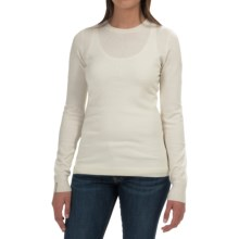 Meister Kate Sweater (For Women) in Winter White - Closeouts