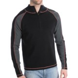 Meister Trey Sweater - Stretch Wool, Zip Neck (For Men)