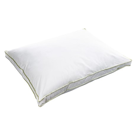Melange Home Down Alternative Pillow - Oversized, Medium Firm in White