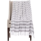 Melange Home Multi-Stripe Throw Blanket - 50x70""