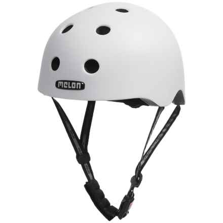 Melon Urban Active Helmet (For Men and Women) in Brightest Matte - Closeouts