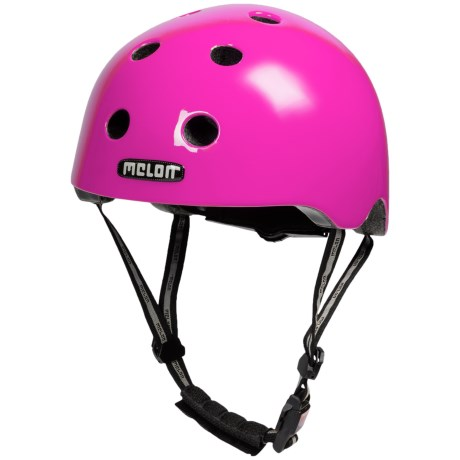 Melon Urban Active Helmet (For Women) in Pinkeon Glossy