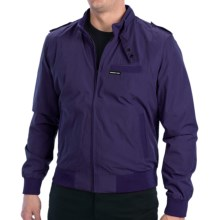 Members Only Iconic Racer Jacket - Lightweight (For Men) in Grape Soda - Closeouts