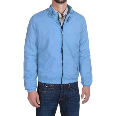 Members Only Packable Jacket - Mesh Lining (For Men) in Lake - Closeouts