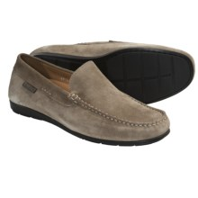Mephisto Algoras Shoes - Suede (For Men) in Camel Suede - Closeouts