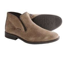 Mephisto Farrell Demi Boots (For Men) in Dark Brown - Closeouts