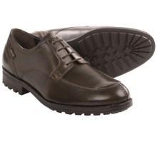 Mephisto Ilmar Oxford Shoes - Leather (For Men) in Dark Brown Smooth - Closeouts