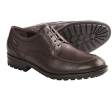 Mephisto Ilmar Oxford Shoes - Leather (For Men) in Dark Brown - Closeouts