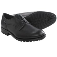 Mephisto Isauro Oxford Shoes - Leather, Lace-Ups (For Men) in Black - Closeouts