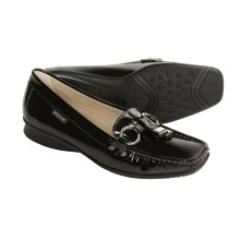 Mephisto Mali Dress Loafers - Slip-Ons (For Women) in Black Sport - Closeouts