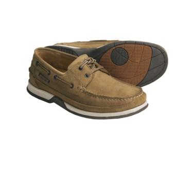 Mephisto Boat Shoes Men