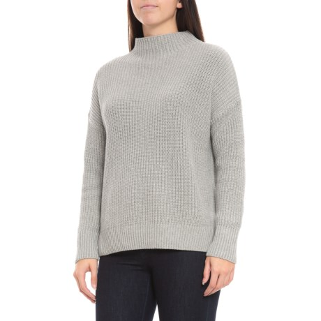 Mercer Madison Funnel Neck Pullover Sweater For Women Save 80