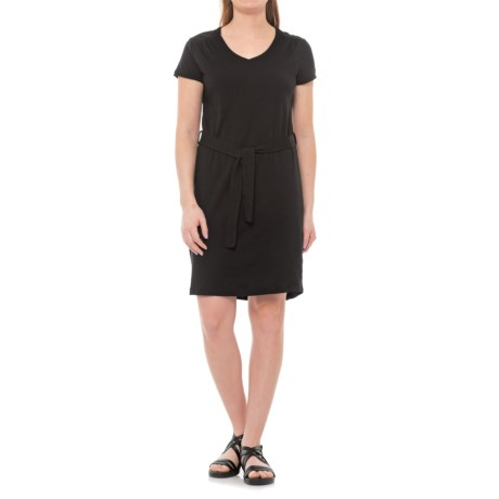 Merinolux Dress - UPF 50+, Short Sleeve (For Women)