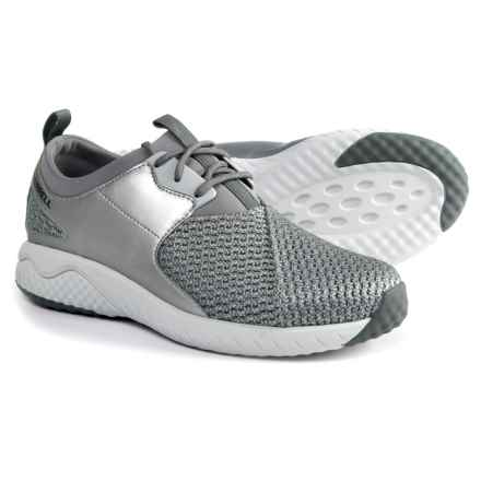Merrell 1SIX8 Lace AC+ Shoes (For Women) in Grey - Closeouts
