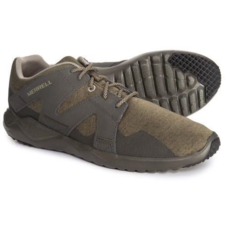 4798d1a8a6 Merrell 1SIX8 Lace Sneakers (For Men) in Dusty Olive